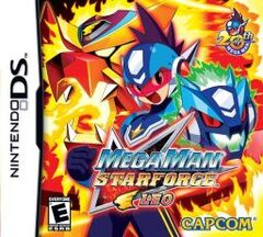 Mega Man Star Force cover