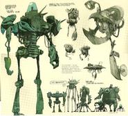 Megamind concept art design 12