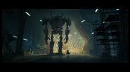 Giant robot Madrid 29