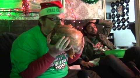 Mega64 AN EVE of GIVING 2012 (Xmas Podcast Highlights)