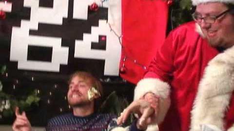 Mega64 Merry Christmas 2008 (Podcast Highlights)