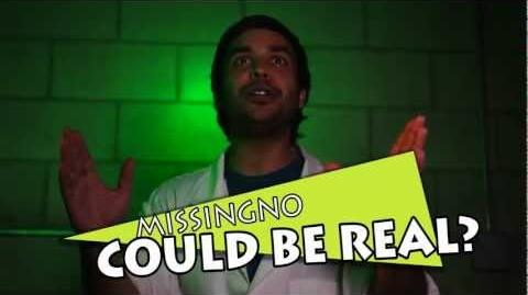 Mega64- IS MISSINGNO REAL? (VG FACT CHECKERZ)
