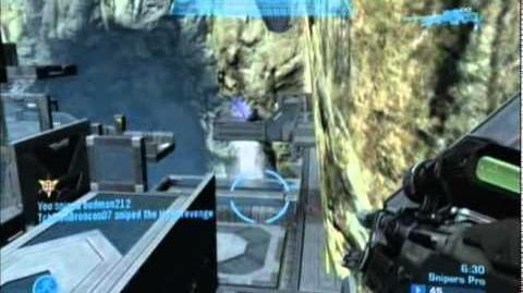 O SHADOWSCOPE o Halo Reach Montage 1