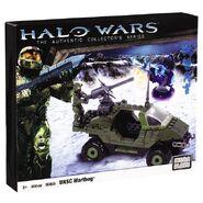 Mega bloks halo wars unsc warthog 2