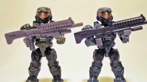 99035 Halo Wars Limited Edition Steel Spartan