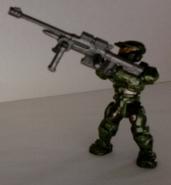 UNSC Spartan - Mongoose