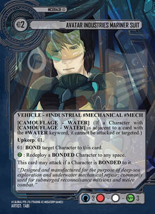 Avatar Industries Mariner Suit-0