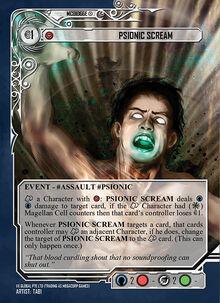 Psionic Scream-0