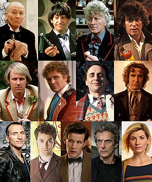 300px-Versions of the Doctor