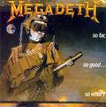 Megadeth-So Far, So Good So What -Frontal