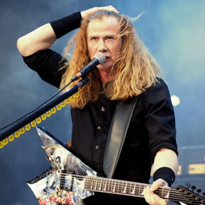 Dave Mustaine Megadeth Fandom