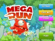 Mega run menu