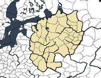 Słowianie obszar
