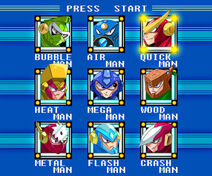 Mega man 2 by pertheseusFanArt