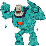 Block Man (Transformed)