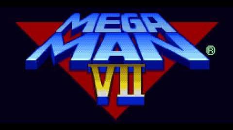 Freeze Man Stage - Iceberg Area - Megaman 7 Music Extended