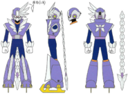 MM11 Tundra Man concept