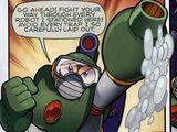 Bubble Man/Archie Comics