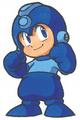 MM8 Chibi Mega Man