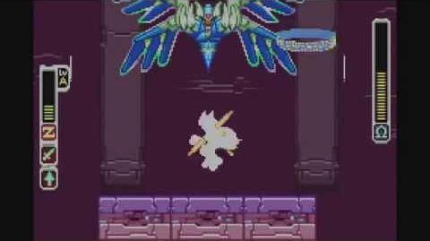 Mega Man Zero - Neo Arcadia Core