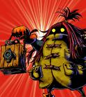 Rockman Xover Battle Memory 6002