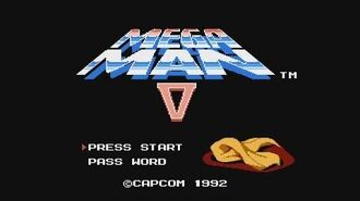 Mega Man 5 Longplay