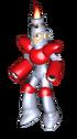 Fire-Man-Model
