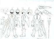 ProtoMan.EXE - Sketch