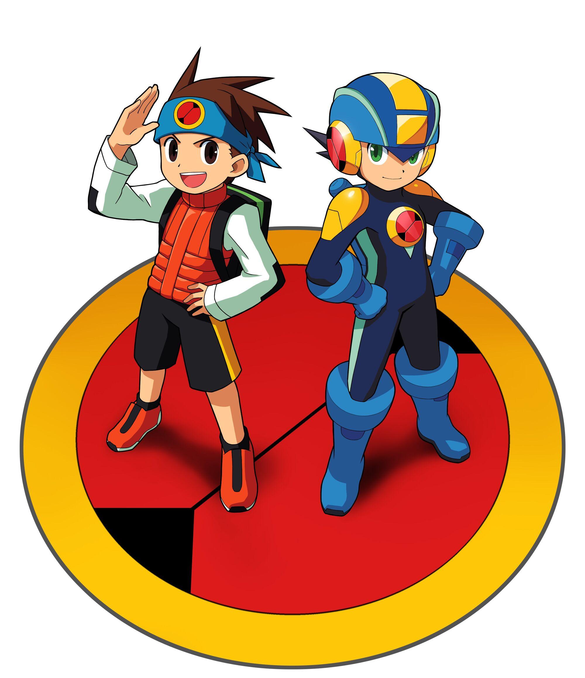 Mega man battle network series mmkb fandom powered - Megaman wikia ...