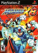 Mega Man X8 (PS2) (US)