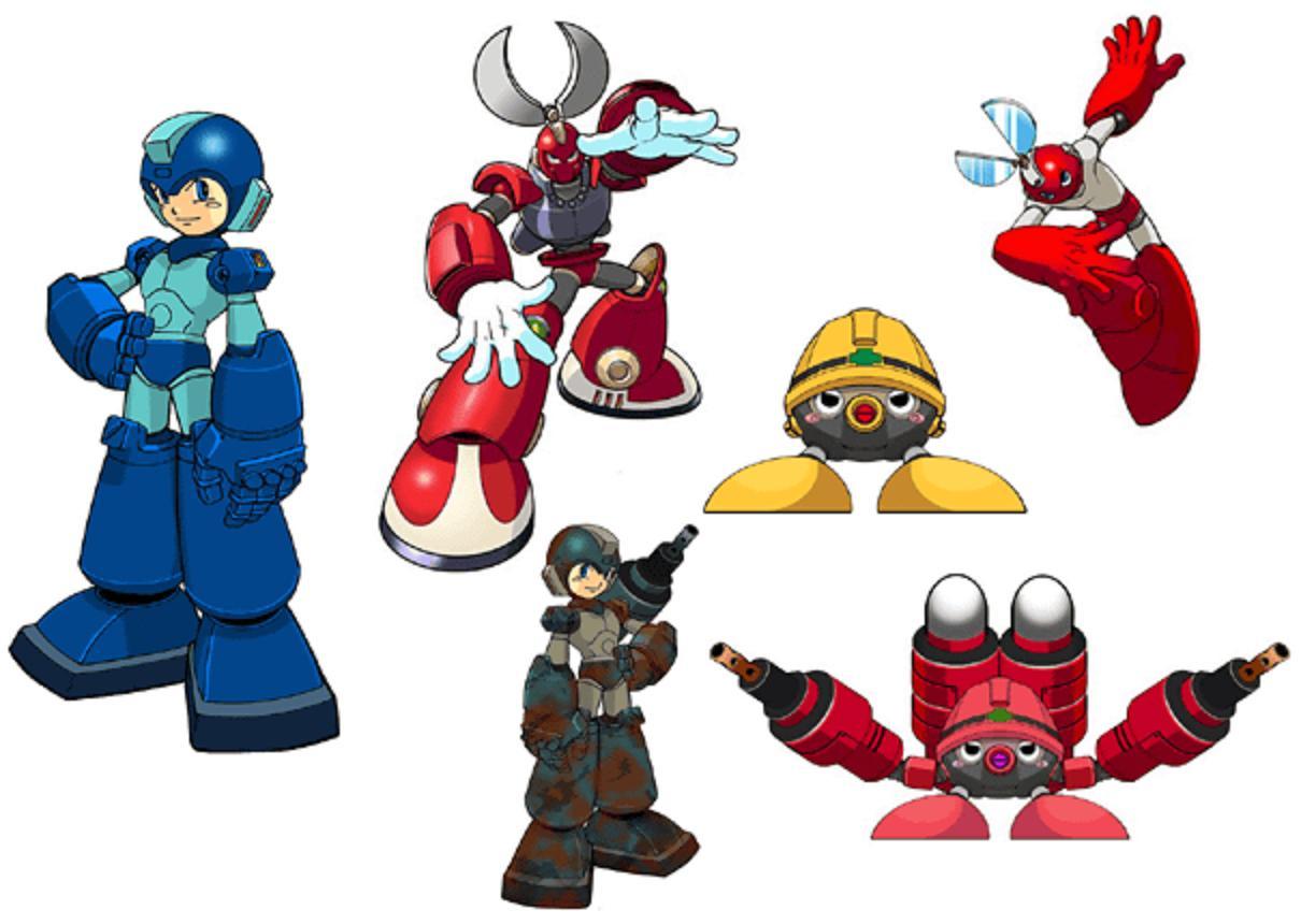 Image Xcm Megaman Cutman Jpg Mmkb Fandom Powered By