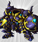 Rockman Xover Battle Memory 6139