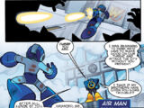 Air Man/Archie Comics