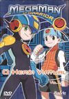 MegaMan NT Warrior DVD vol 1 (Brasil)