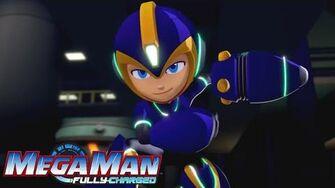 Mega Man Fully Charged Episode 6 Blaze Of Glory NEW Episode Trailer-0