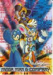 Mega Man Trading Cards C1