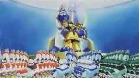 Rockman X4 Opening (jap)