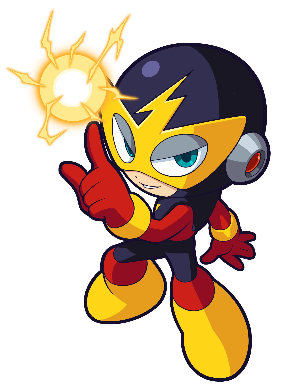 Mega Man Powered Up Script Elec Man Mmkb Fandom