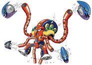 LaunchOctopus HomingTorpedo