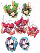 MMZ Four Guardians concept