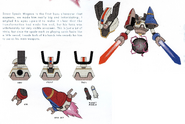 Concept art of Spade Magnes