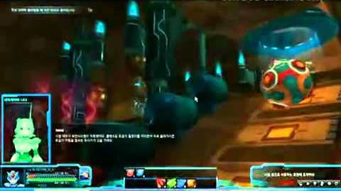 GSTAR 2010 Megaman Online (Rockman Online) - Gameplay Video 02