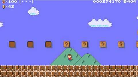 MOST OF the Amiibo's in Super Mario Maker