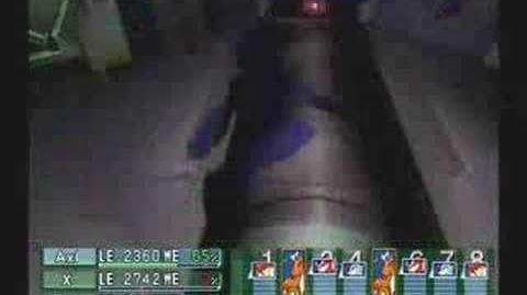 Megaman X Command Mission Depth Dragoon