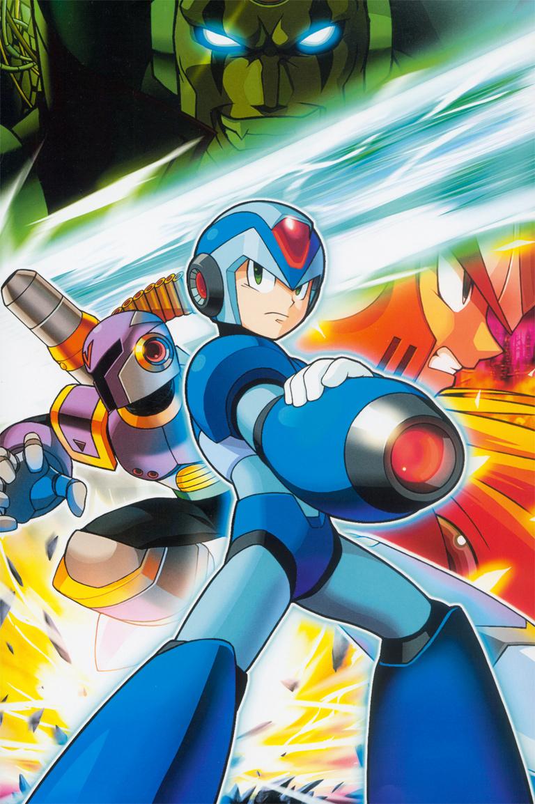 Mega man maverick hunter x mmkb fandom powered by wikia - Megaman wikia ...