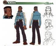 Raoul concept art