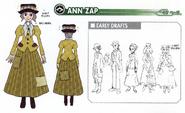 Ann Zap concept art