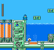 MM4 Dive Man Stage