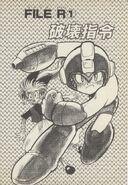 Rockman Remix Hakai Shinrei