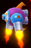 Rockman X DiVE-Fly Gunner